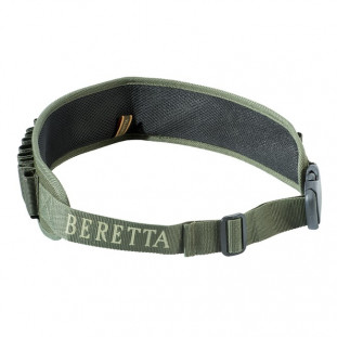 Cinturão Beretta Cartucheira Calibre 12 B-Wild Light Dark Green