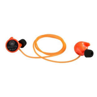 Mini Abafador Beretta Shooting Earmuff Headset E Tips